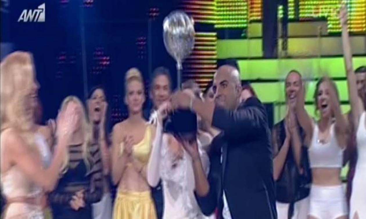 Ο Ησαΐας Ματιάμπα ο μεγάλος νικητής του «Dancing with the stars 4»