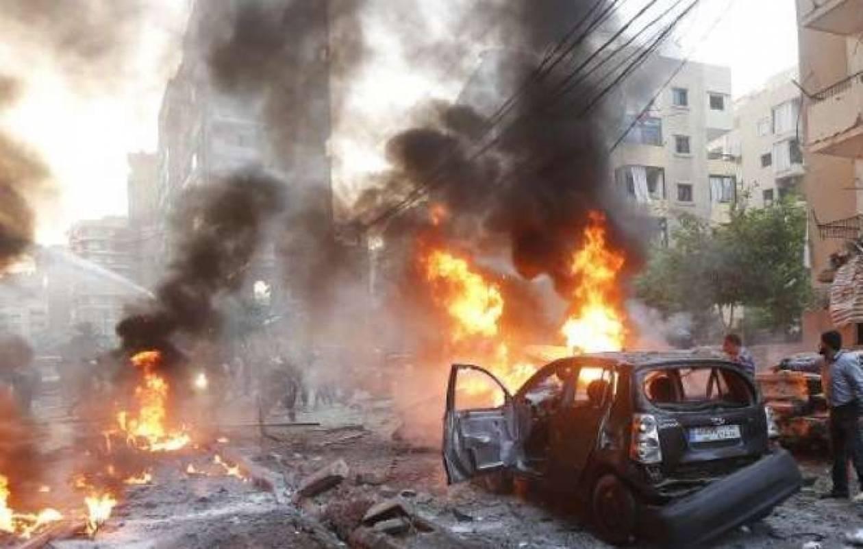 Συρία: 16 αντάρτες νεκροί από επίθεση αυτοκτονίας
