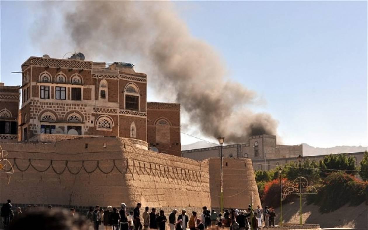 Υεμένη: Δύο εκρήξεις συγκλόνισαν την πρωτεύουσα Σαναά