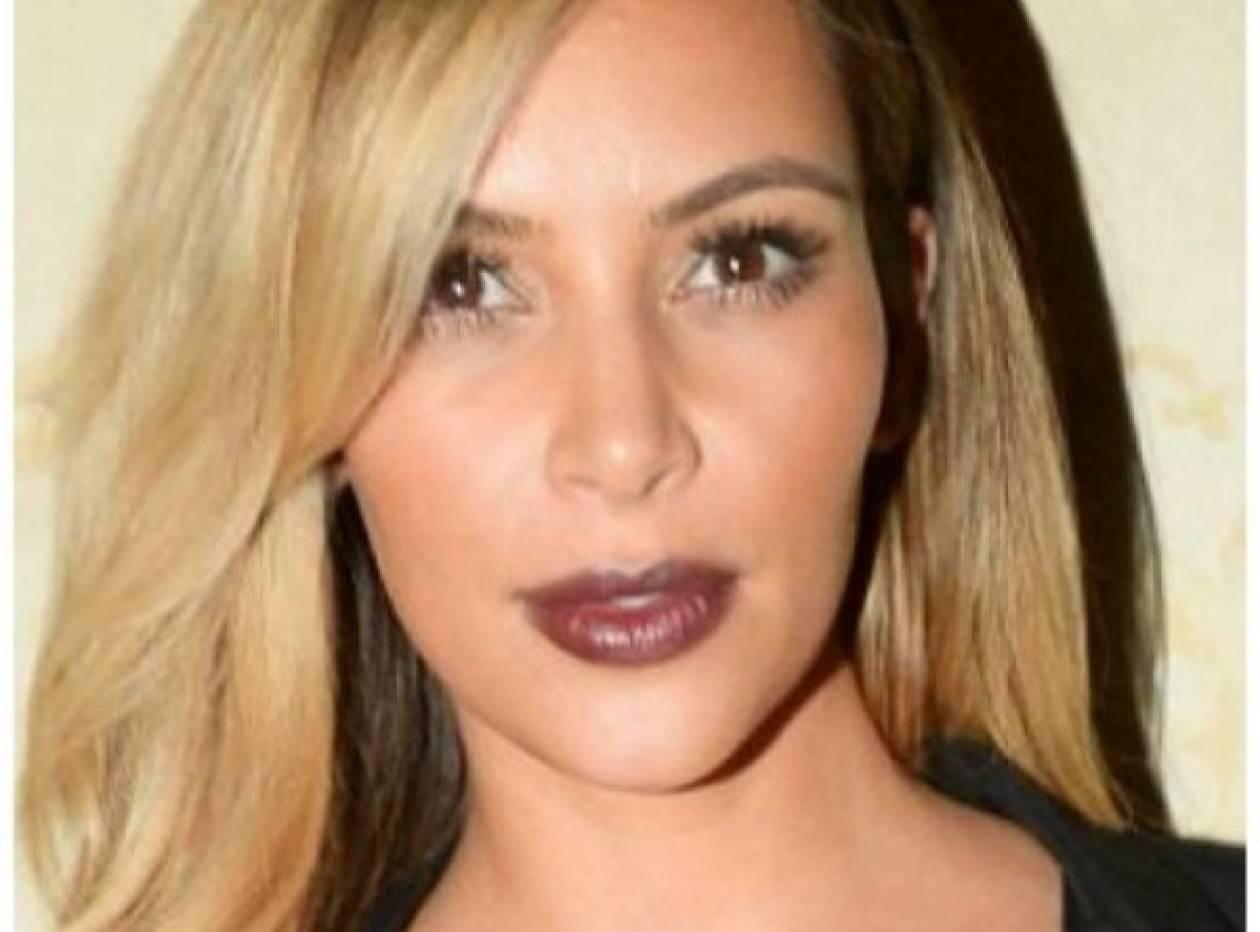 Δείτε τη νέα αλλαγή που έκανε η Kim Kardashian στα μαλλιά της