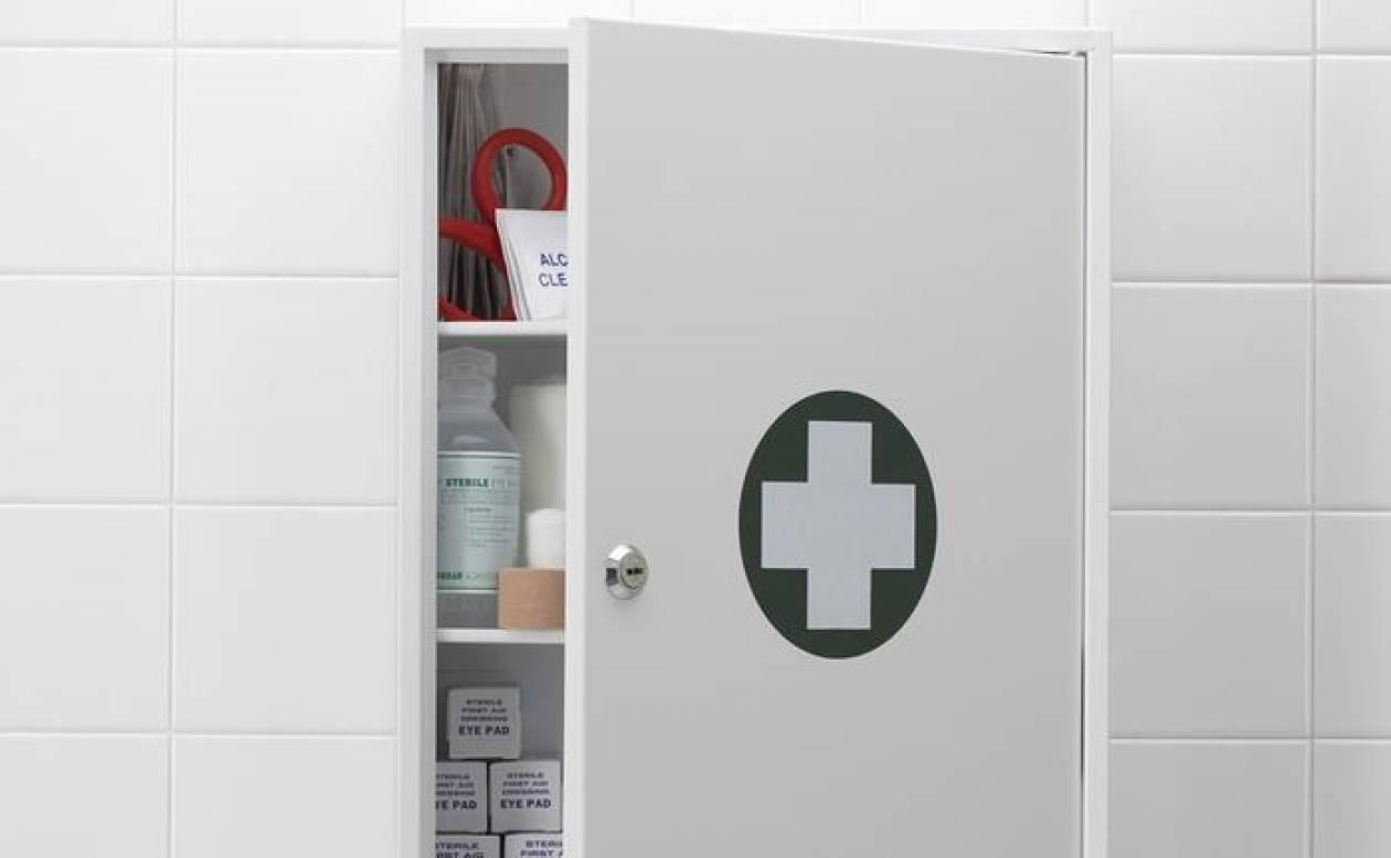 Πέντε απαραίτητα «εργαλεία» για το ντουλαπάκι του φαρμακείου