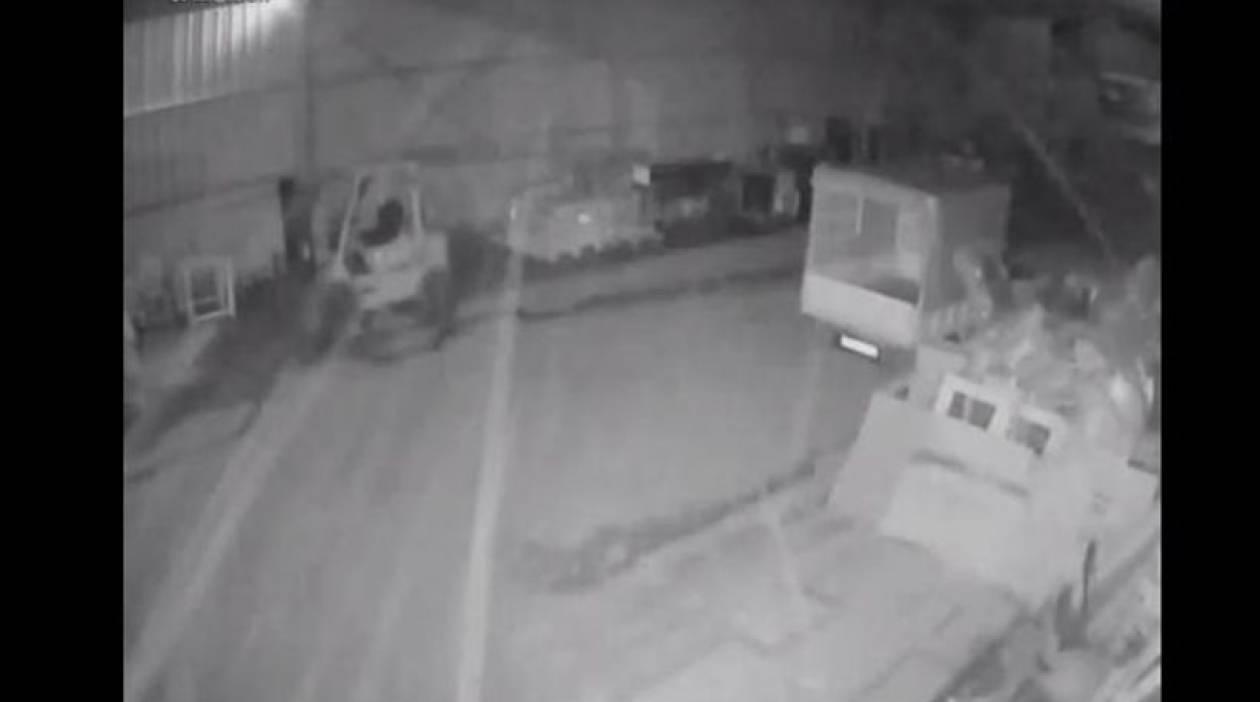 Νέο βίντεο από τον σημερινό σεισμό στη Κεφαλονιά