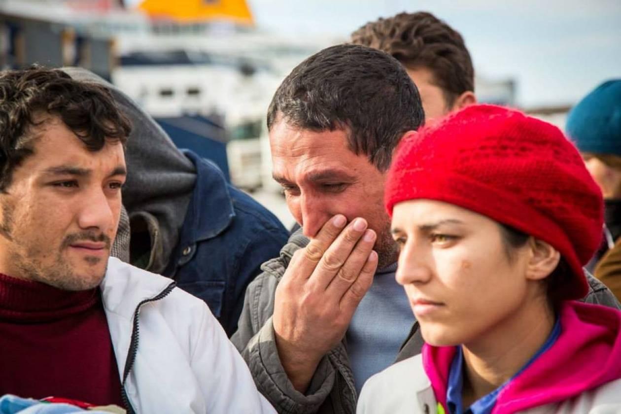 ΑΔΕΔΥ: Έγκλημα το ναυάγιο στο Φαρμακονήσι