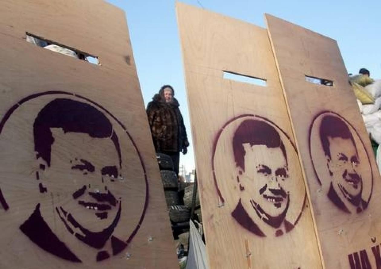 Ουκρανία: Επιστρέφει στα καθήκοντά του ο Γιανουκόβιτς