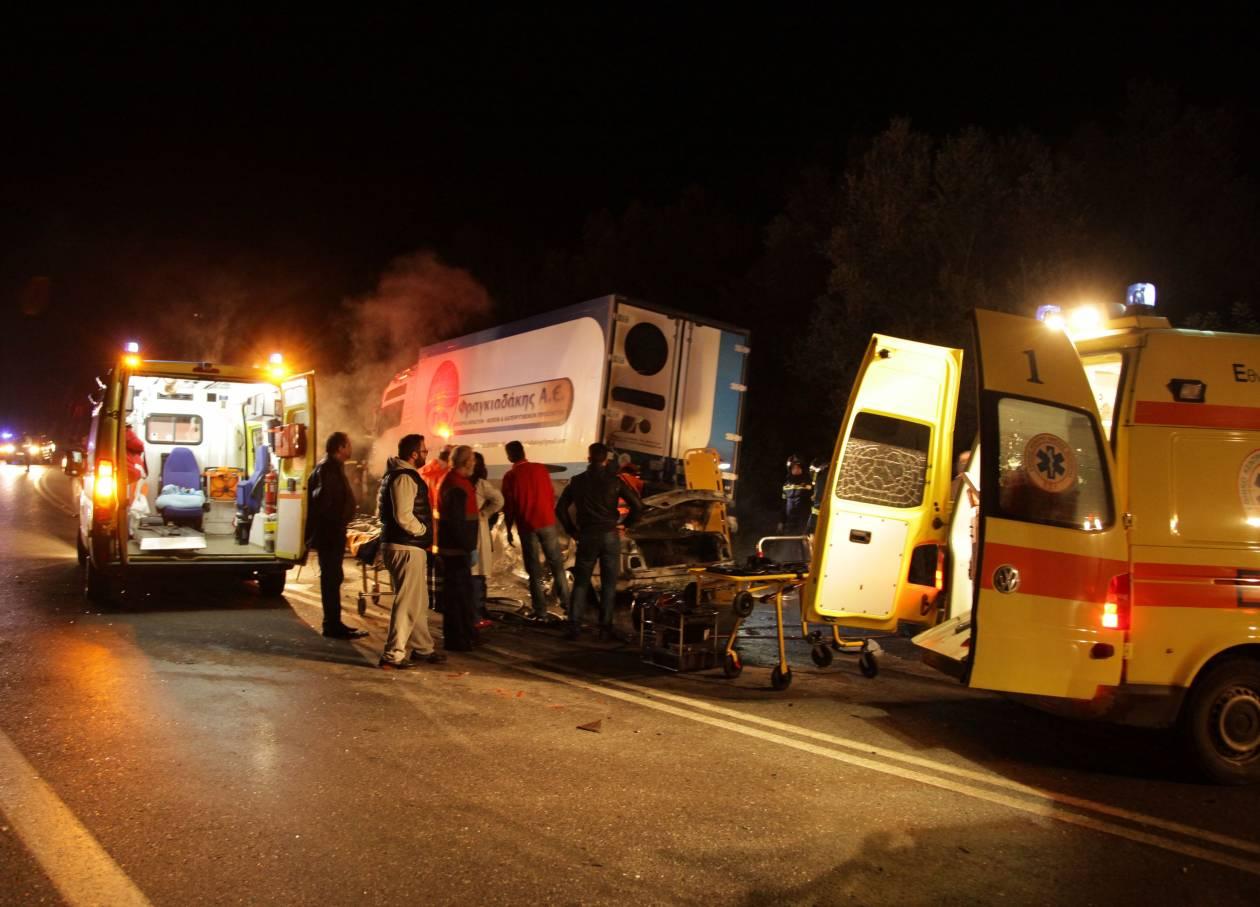Κρήτη: 19 νεκροί σε 70 μέτρα δρόμου τα τελευταία 11 χρόνια