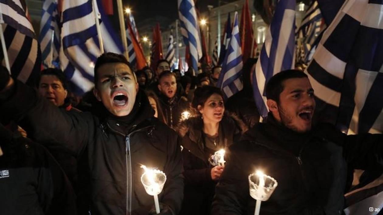 FAZ: Μεγαλώνει ο φόβος για νέα εκδήλωση αριστερού εξτρεμισμού