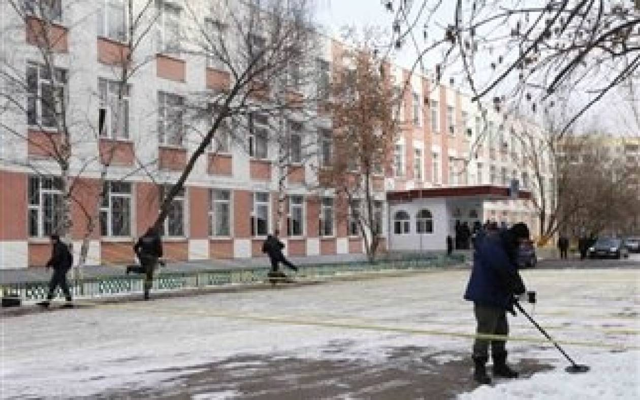 Μαθητής του σχολείου ο ένοπλος στη Ρωσία