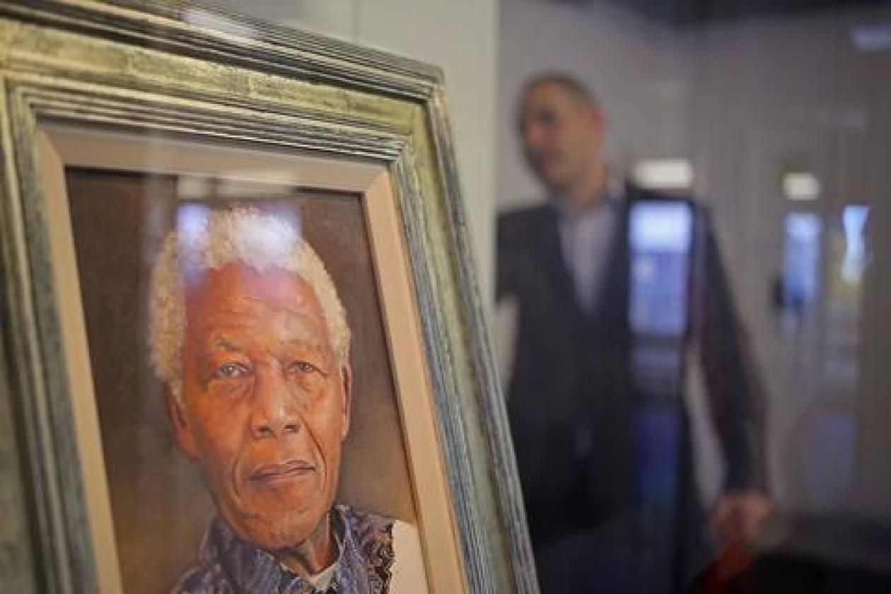 Άνοιξε σήμερα η διαθήκη του Νέλσον Μαντέλα