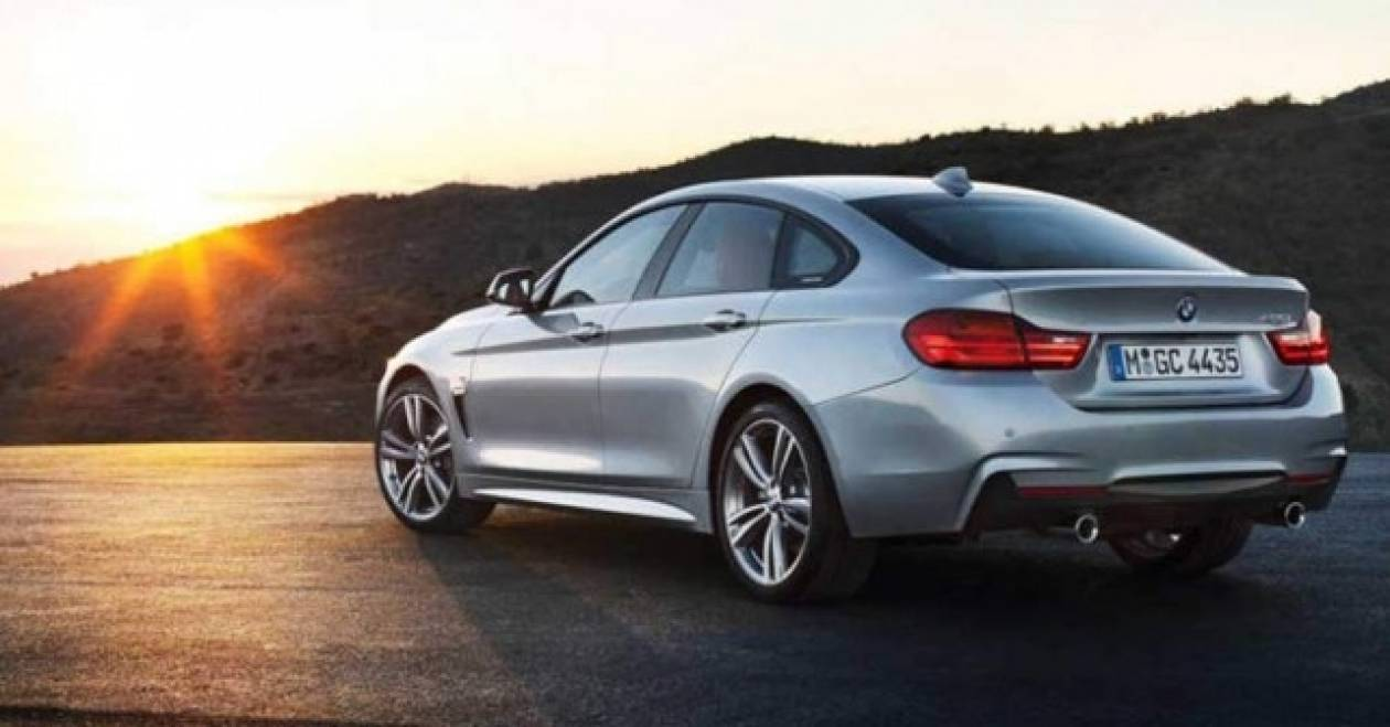 BMW 4 Gran Coupe @ Γενεύη