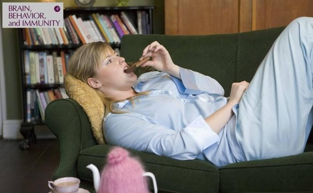Η κακή διατροφή οδηγεί τις γυναίκες στην κατάθλιψη