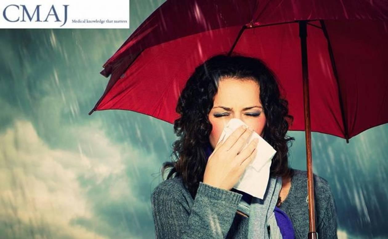 Έρευνα: Οι καλύτερες μέθοδοι πρόληψης του κρυολογήματος
