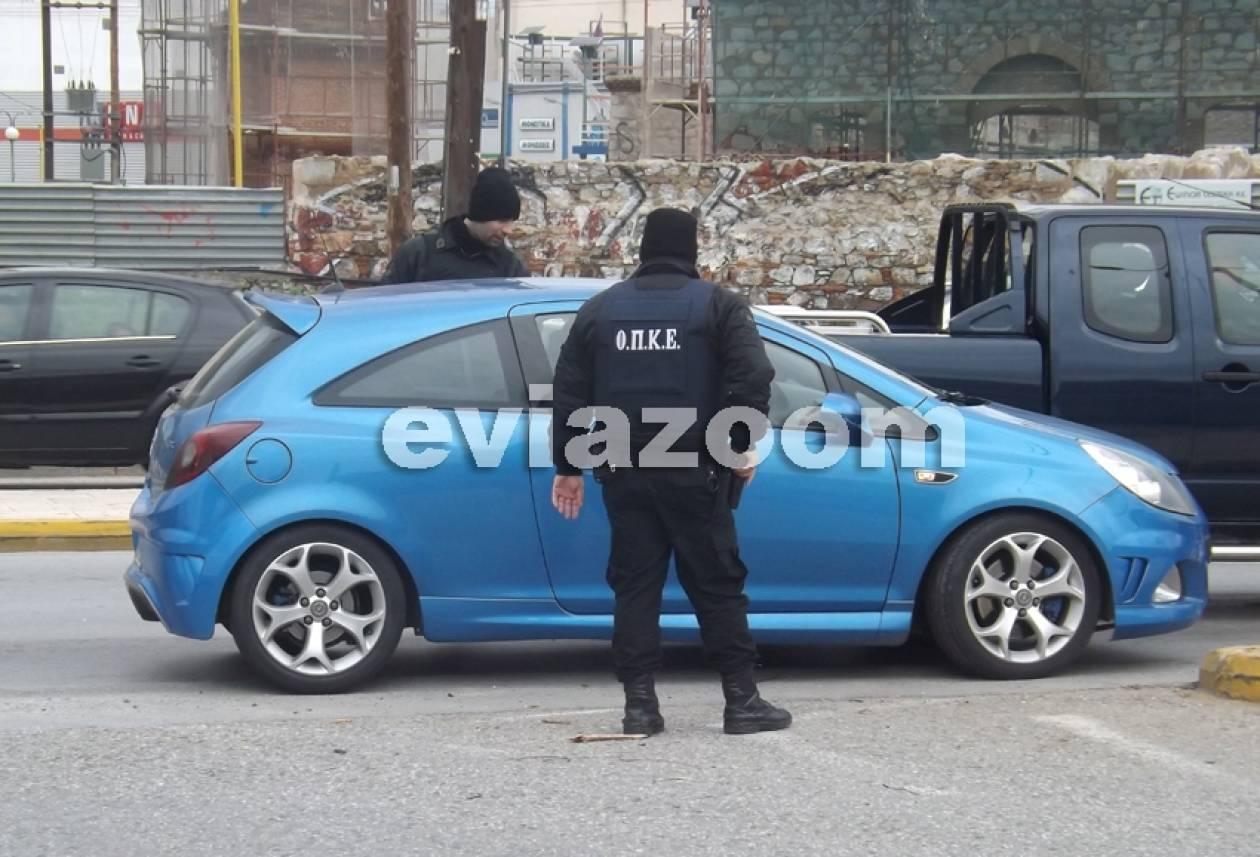 Και στην Χαλκίδα ψάχνουν τους τρομοκράτες