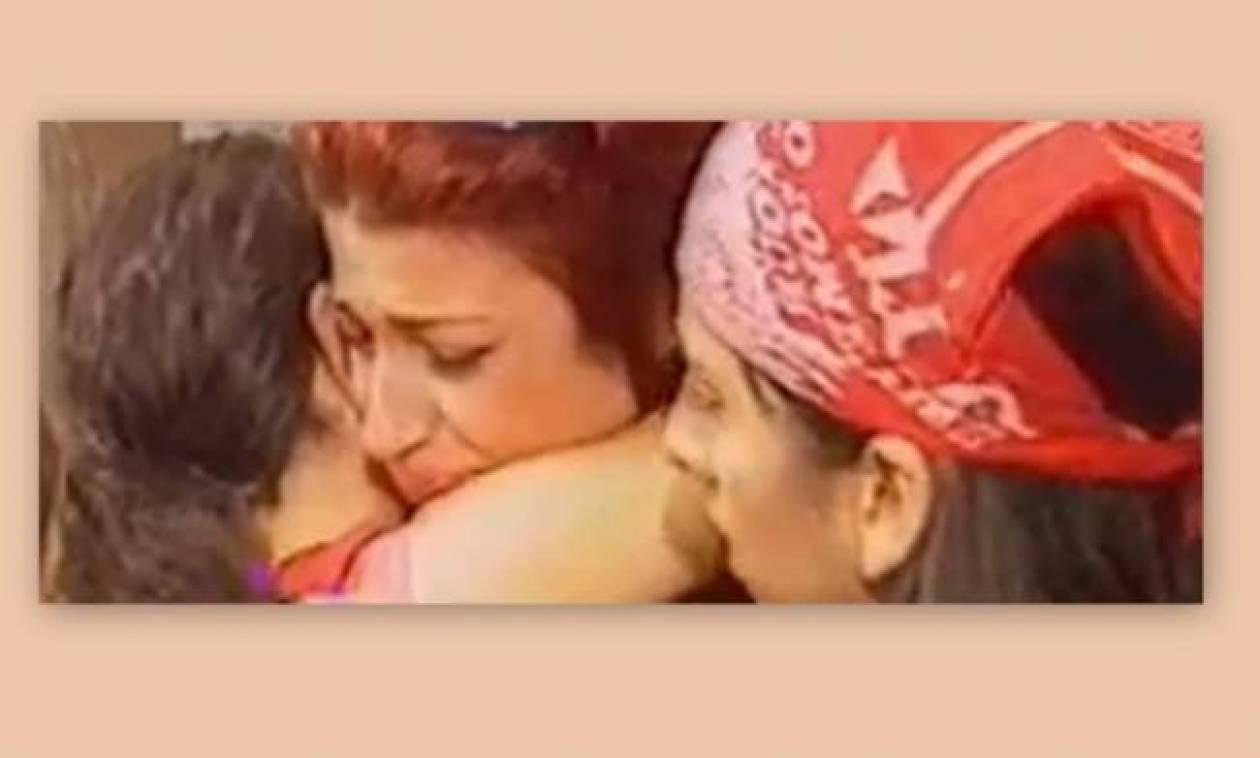 Όταν η Ελένη Χατζίδου σπάραζε στο κλάμα στο Pop Stars!