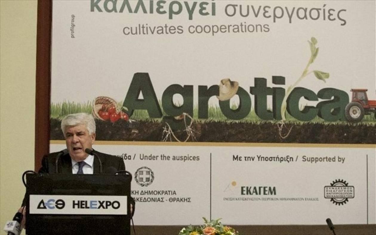 Τσαυτάρης: Δεν μπορεί να υπάρξει γεωργία χωρίς γεωργούς