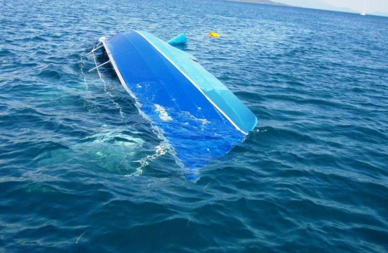 Ημιβύθιση σκάφους σε περιοχή της Σαλαμίνας