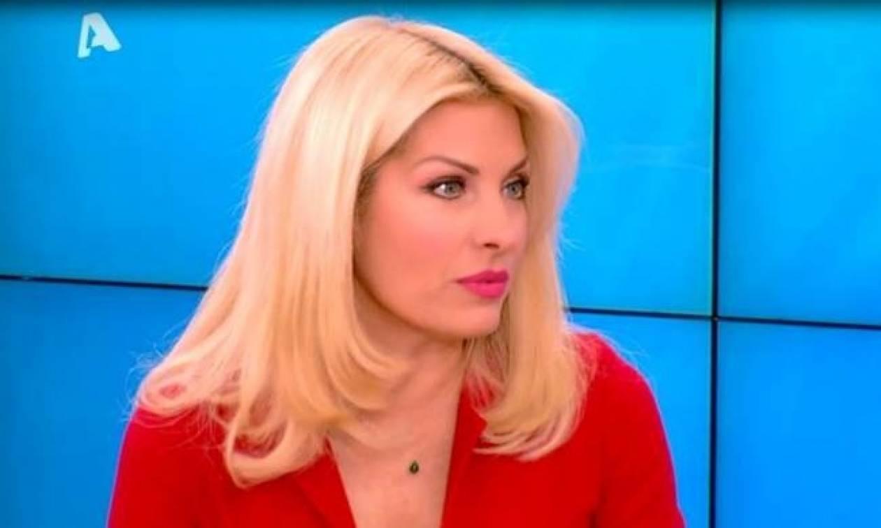 Συνεργάτιδα της Μενεγάκη την αποκάλεσε on air: «Σκύλα! Δωσίλογη!»