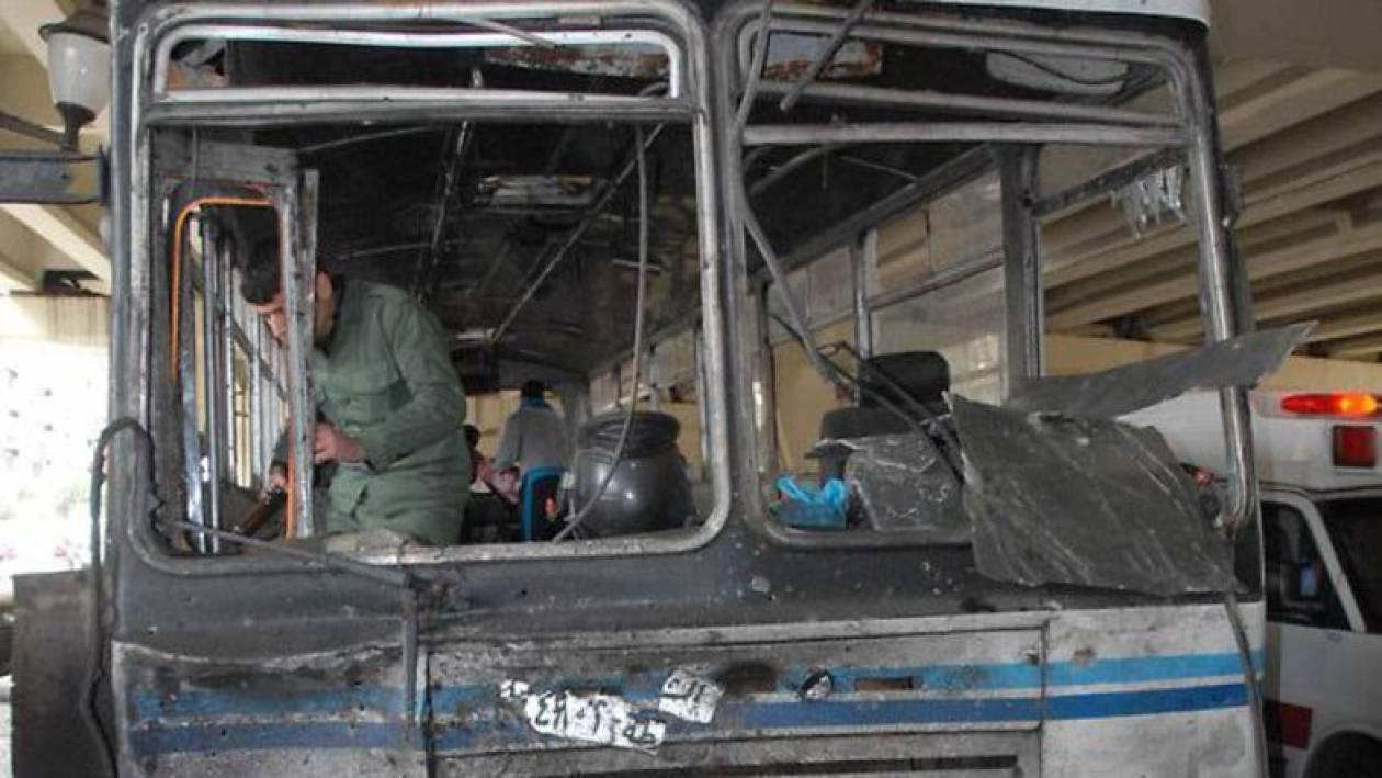 Υεμένη: Έκρηξη σε λεωφορείο που μετέφερε στρατιώτες