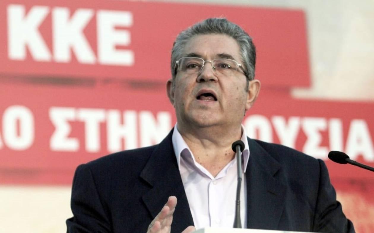 Πυρά Κουτσούμπα κατά ΣΥΡΙΖΑ – Έχουμε ράμματα για τη γούνα τους!