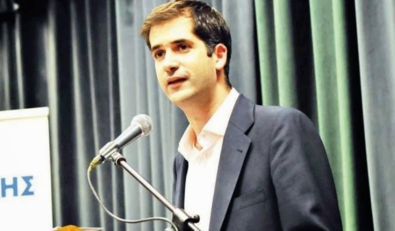 Ο Κ. Μπακογιάννης ανακοινώνει την υποψηφιότητά του για τη Στερεά