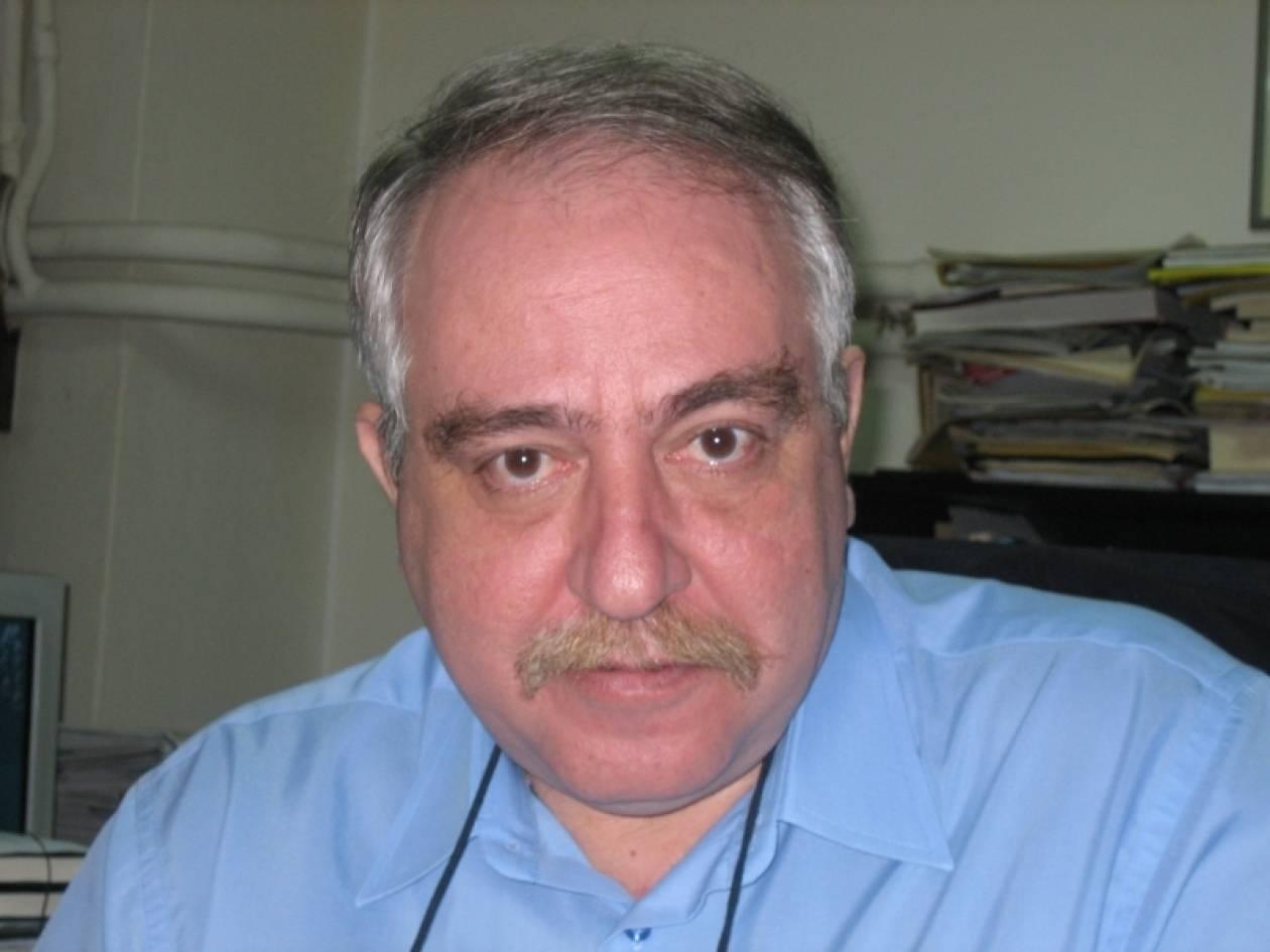 Πάτρα: Απεβίωσε ο εκδότης Γιώργος Σπαθαράκης