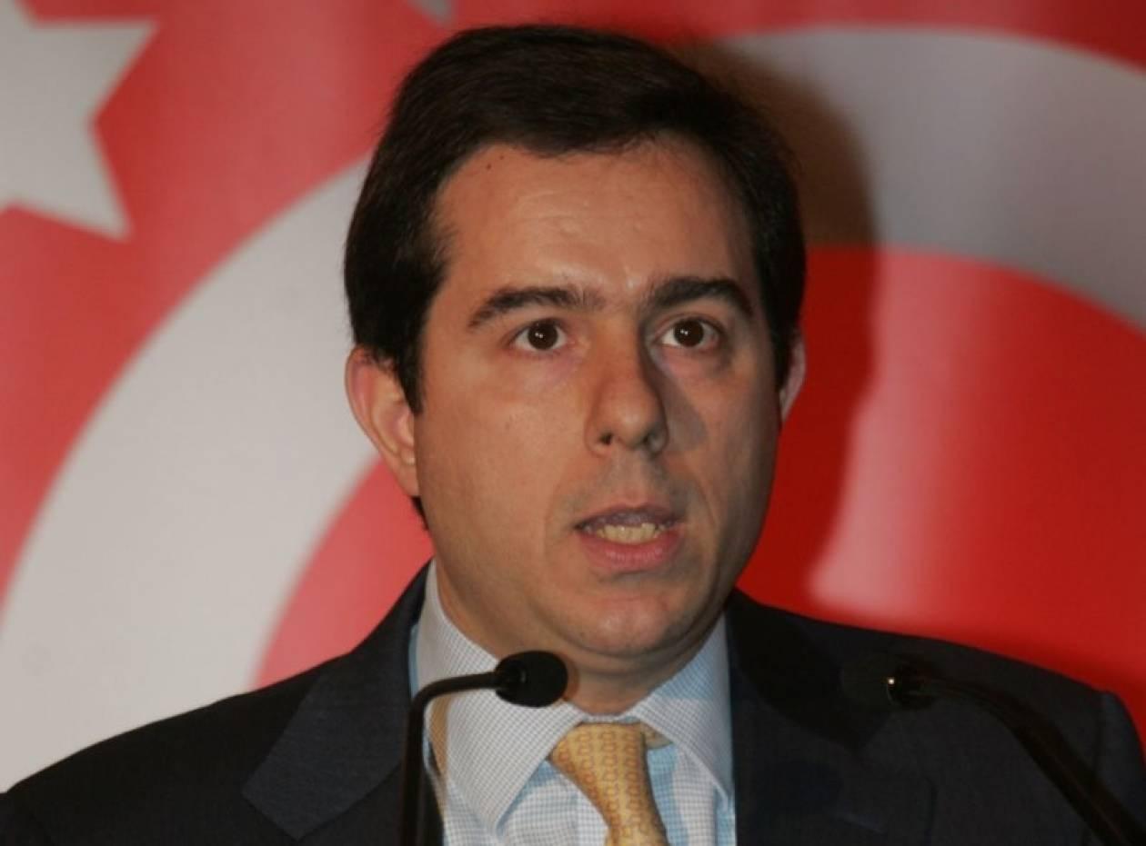 Μηταράκης: Η ανάπτυξη θα έρθει από τον ιδιωτικό τομέα