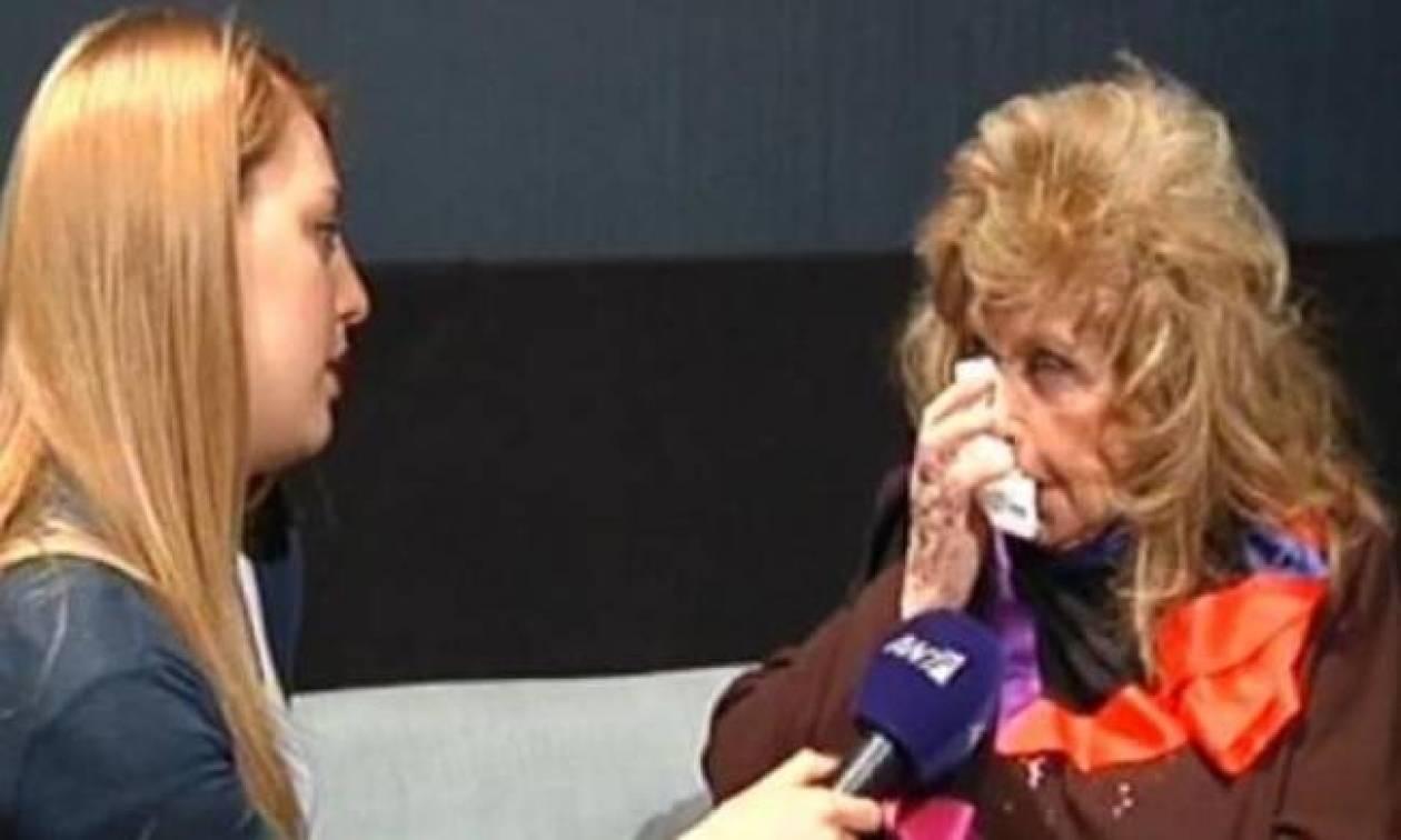 Τα δάκρυα της Στυλιανοπούλου όταν έμαθε το σχόλιο του Ορφανού