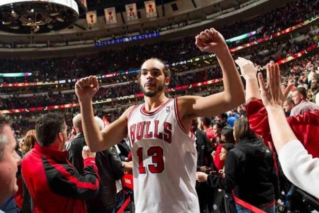 Σικάγο Μπουλς: Το «F… you» του Νοά στους διαιτητές! (video)
