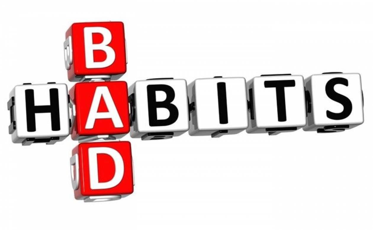 Οι 6 κακές συνήθειες που μας προσθέτουν καθημερινά βάρος!