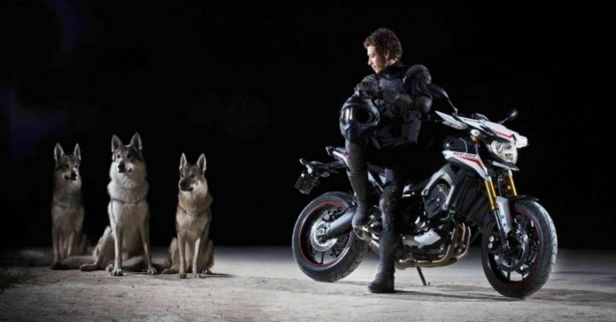 Ο Rossi, οι λύκοι κι ένα αγριεμένο Yamaha