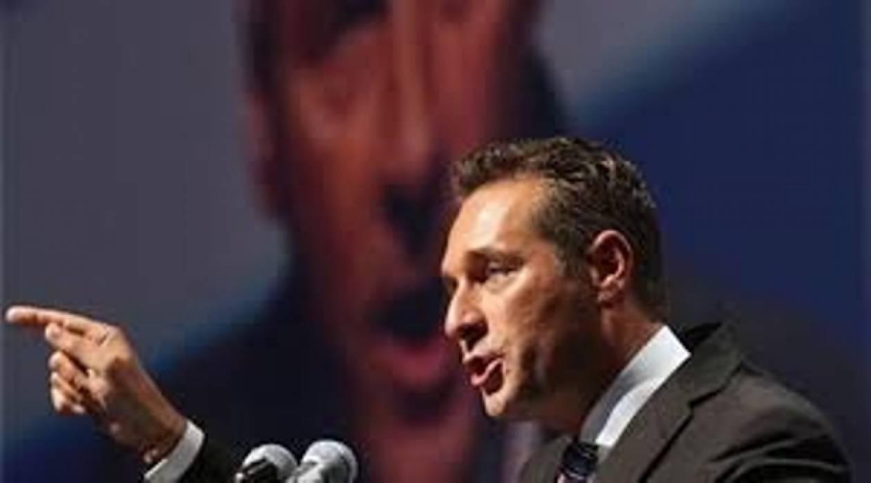 Συνεχίζει τις επιθέσεις της κατά της Ελλάδας η αυστριακή Ακροδεξιά