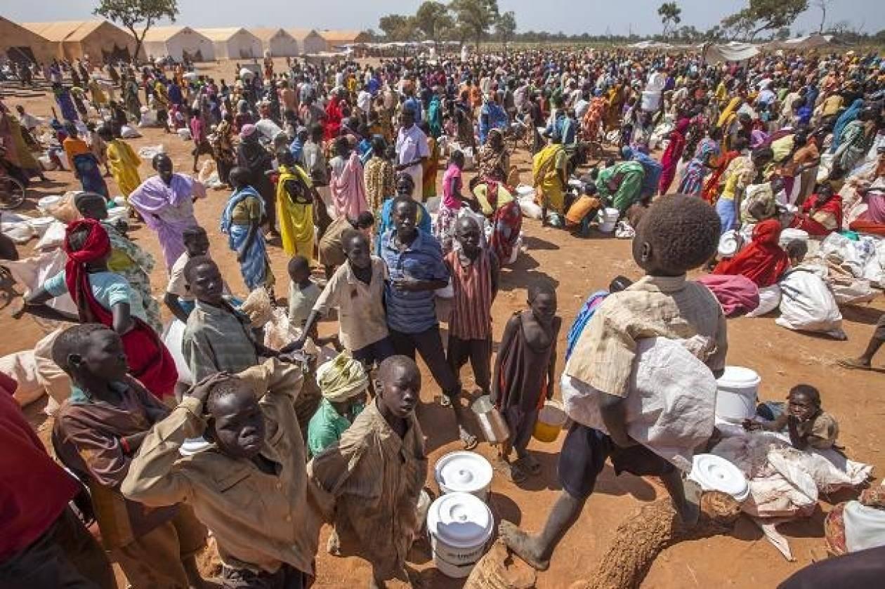 Κάλεσμα του ΟΗΕ για οικονομική βοήθεια στο Νότιο Σουδάν
