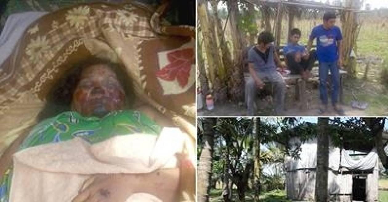 ΦΡΙΚΗ: Τρία αδέρφια έσφαξαν τη μητέρα τους και έφαγαν τα όργανά της