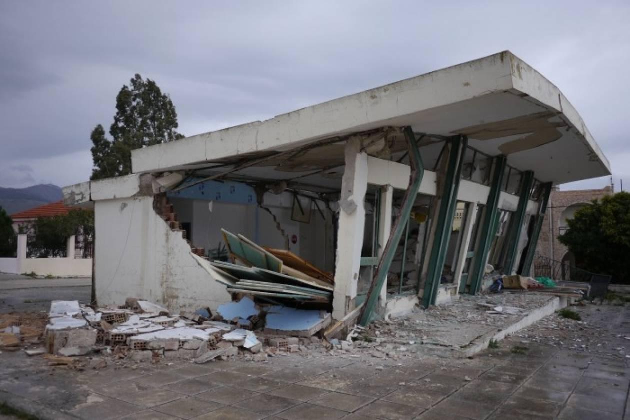 Μάχη με τον χρόνο δίνουν οι αρχές στο Ληξούρι