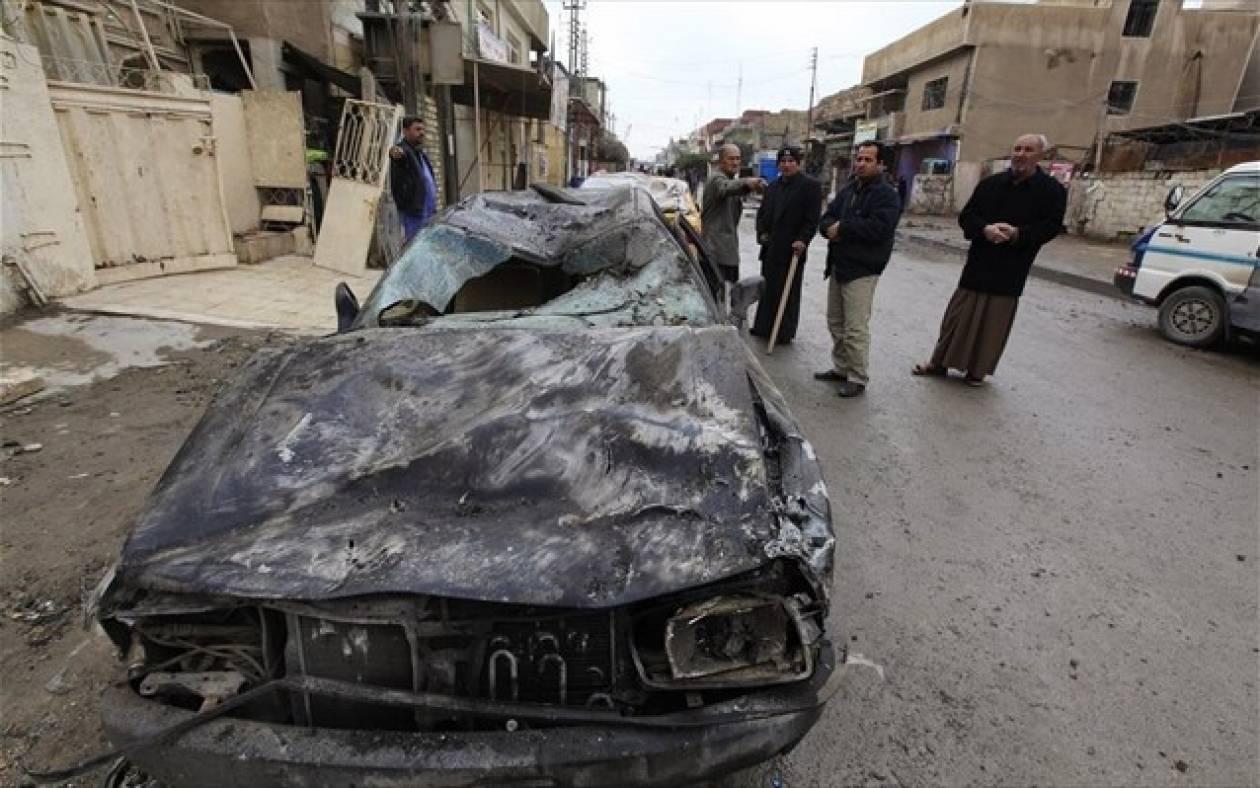 Βαγδάτη: Τουλάχιστον 9 νεκροί από εκρήξεις παγιδευμένων αυτοκινήτων