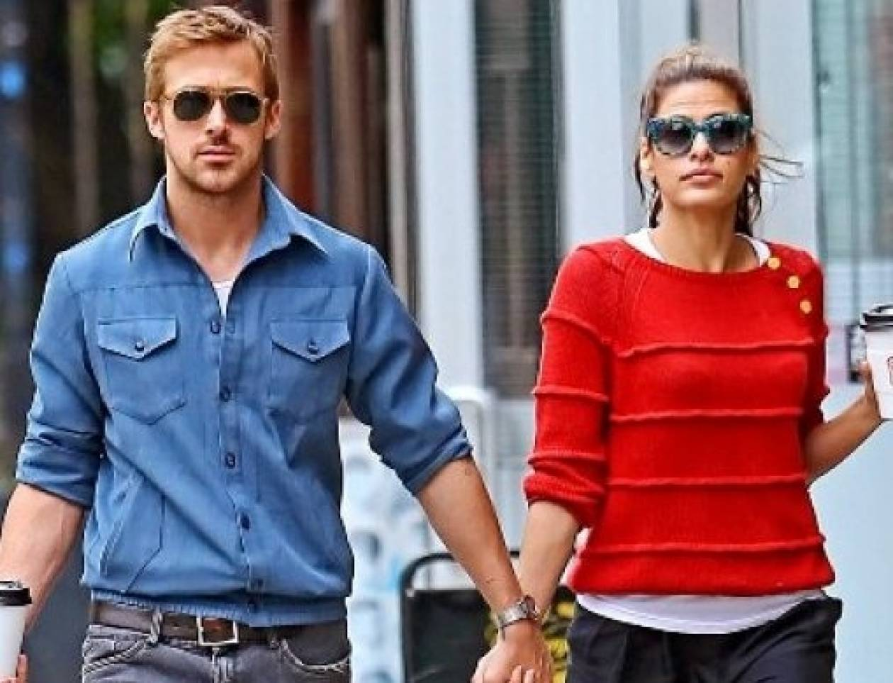 Έρχεται ο Ryan Gosling Junior; Πως ξεκίνησαν οι φήμες εγκυμοσύνης;