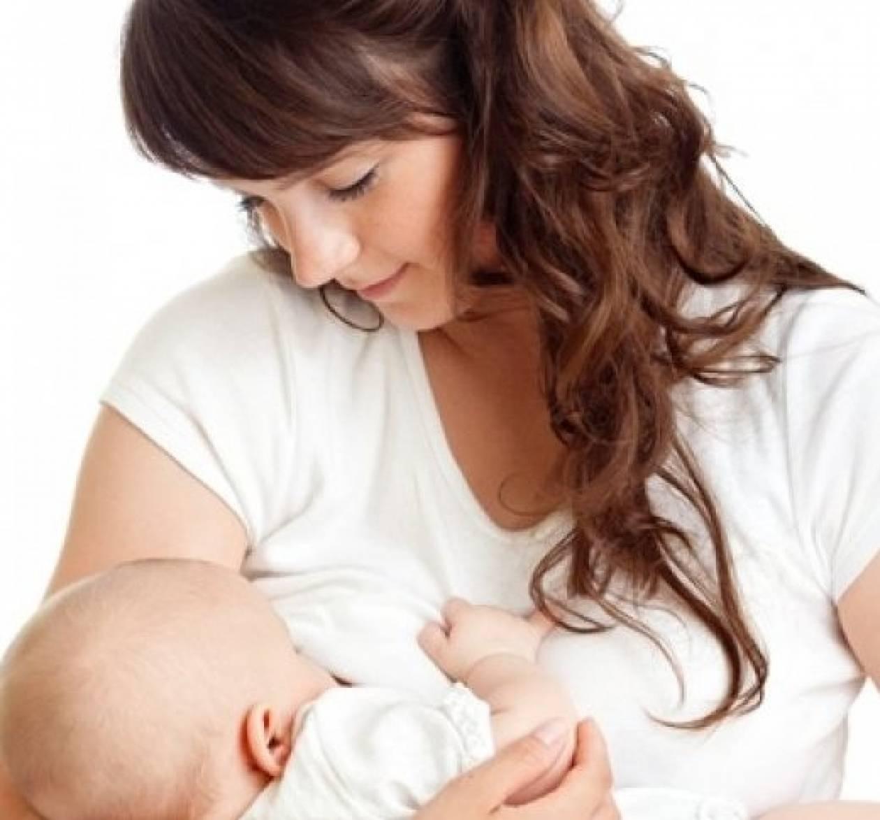 Τα οφέλη του μητρικού θηλασμού (για εσάς και το μωρό σας)