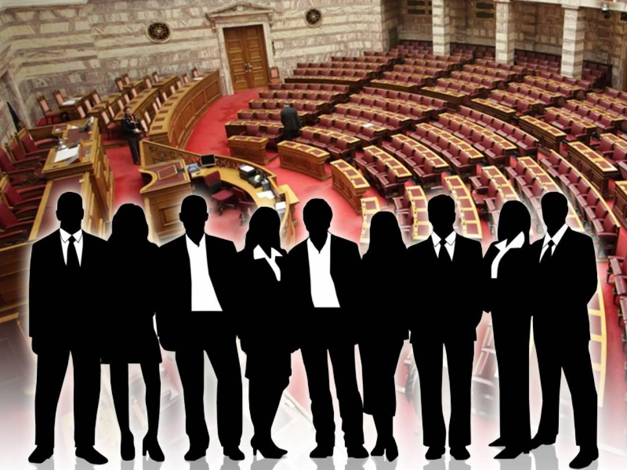 Στους 1.983 ανέρχεται ο αριθμός των υπαλλήλων της Βουλής