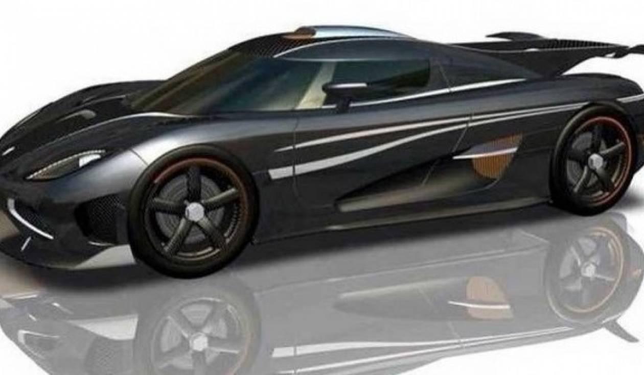 Το KOENIGSEGG ONE:1 Πέτα το γάντι στη Bugatti