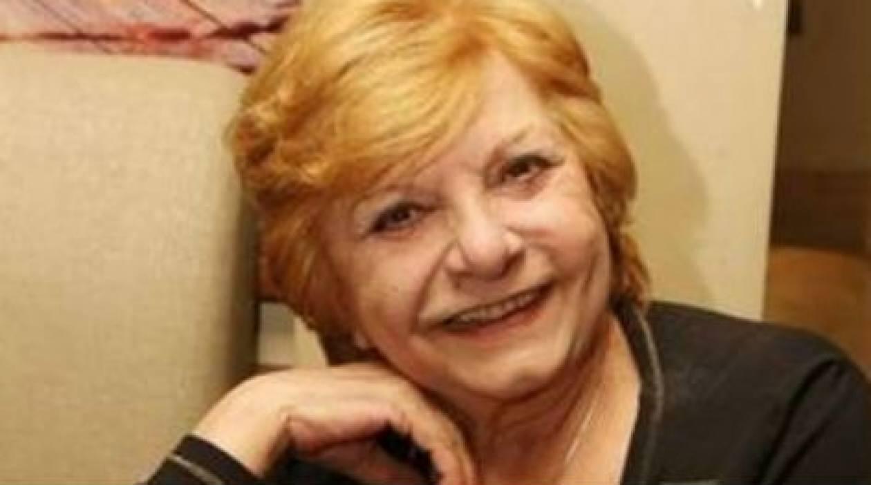 Φτωχότερο το ελληνικό τραγούδι - Έφυγε η Τζένη Βάνου