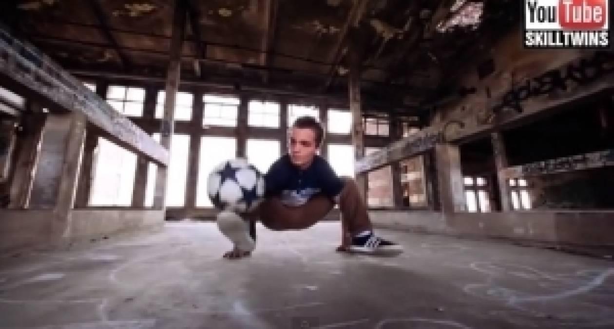 Απίστευτα «μαγικά» με τη μπάλα! (video)