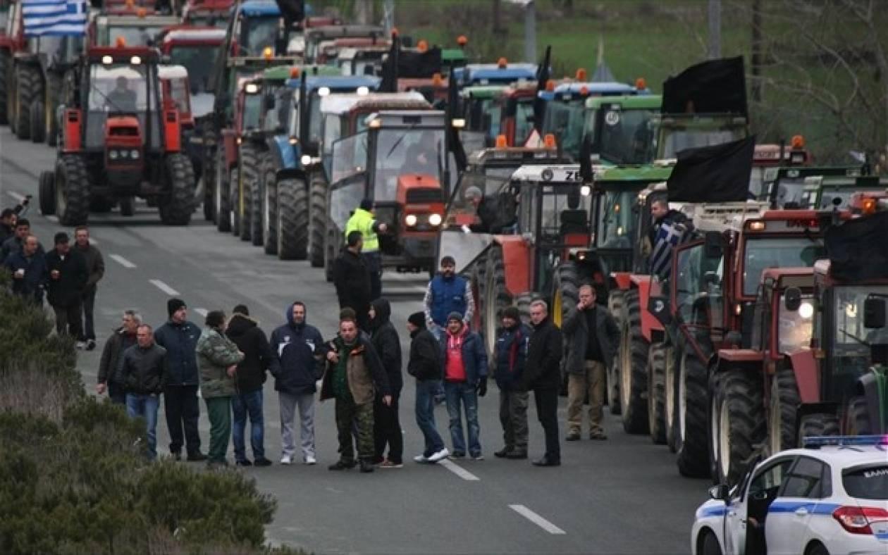 Λάρισα: Ενισχύεται αύριο το μπλόκο της Νίκαιας