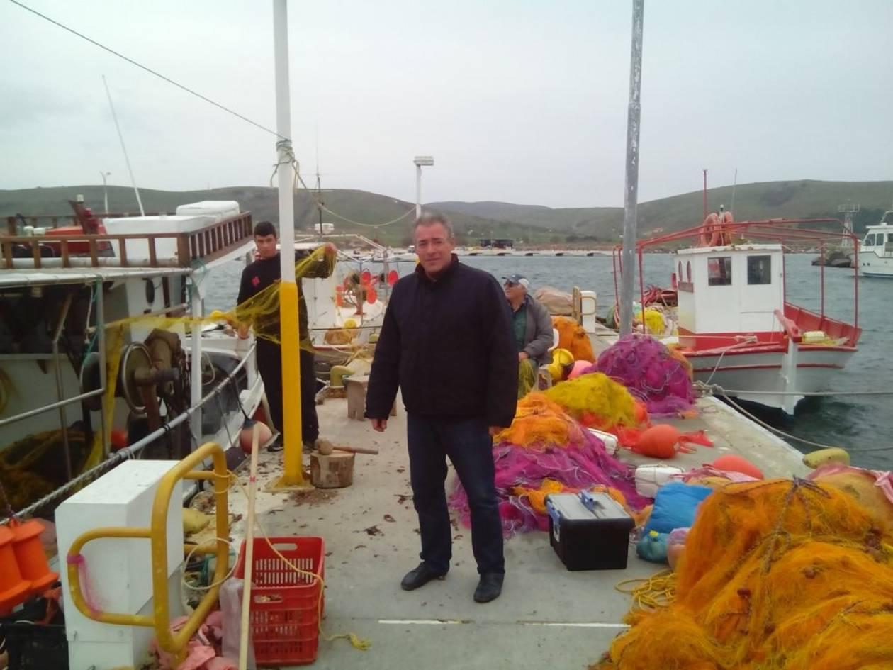«60' Ελλάδα» στη Λήμνο και τον Άη Στράτη