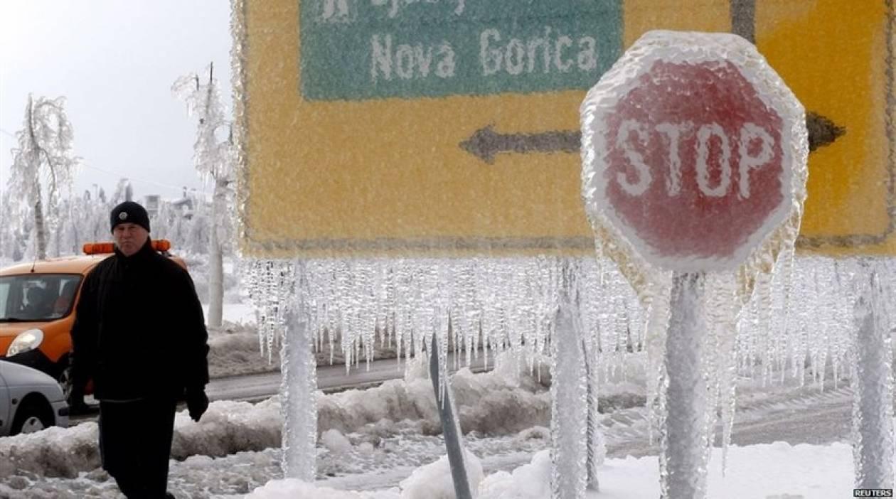 Ευρωβοήθεια για τις καταστροφές ζητούν Σλοβενία – Κροατία