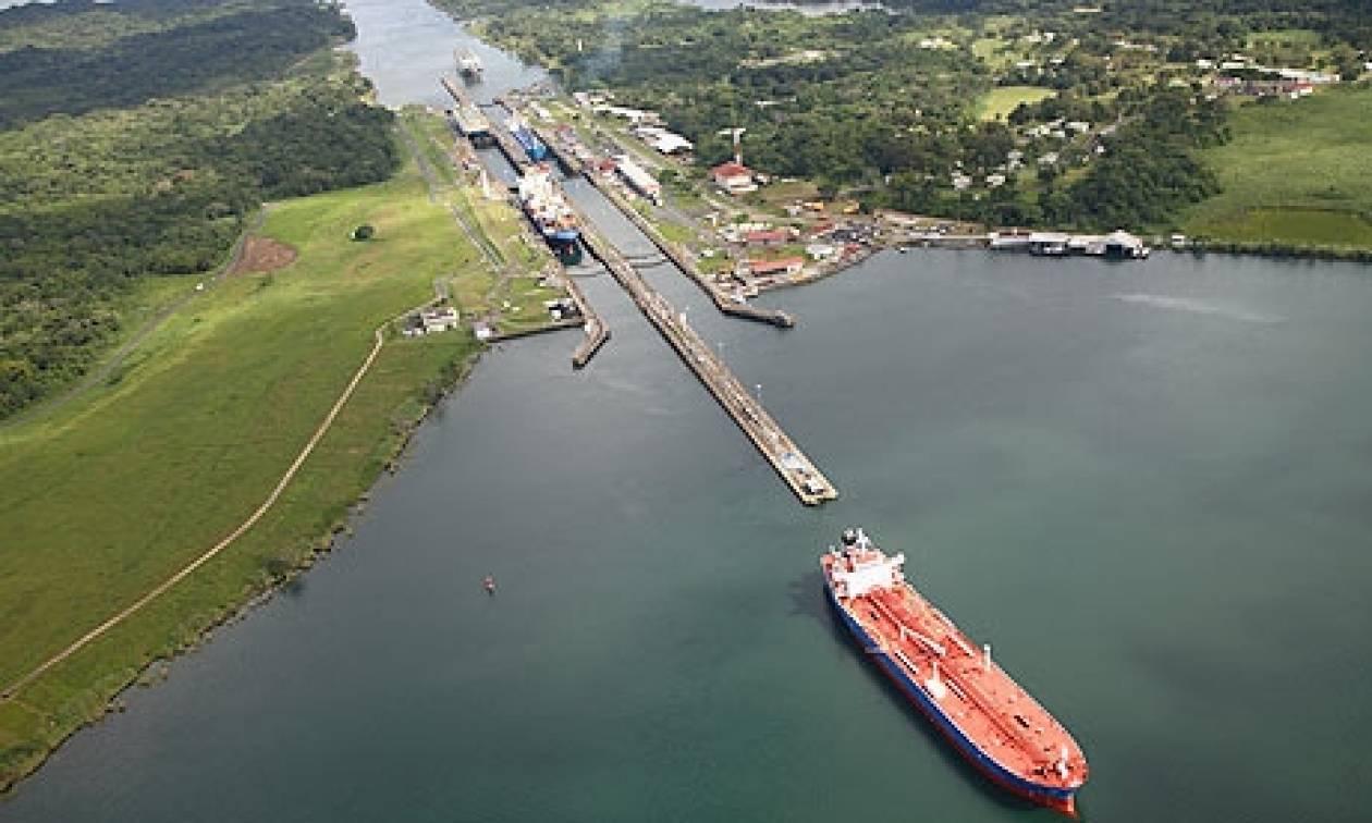 Σε κίνδυνο η διεύρυνση της διώρυγας του Παναμά