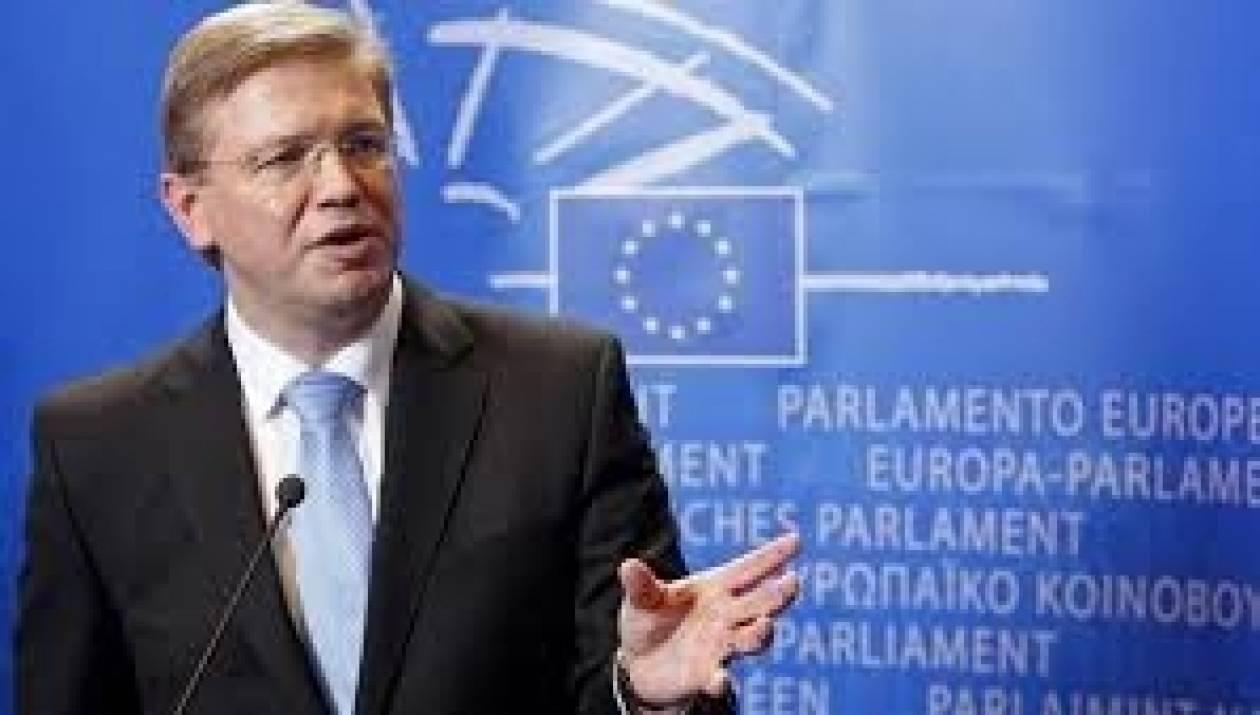 Παρέμβαση ευρωβουλευτών στον Φούλε για τις τουρκικές προκλήσεις