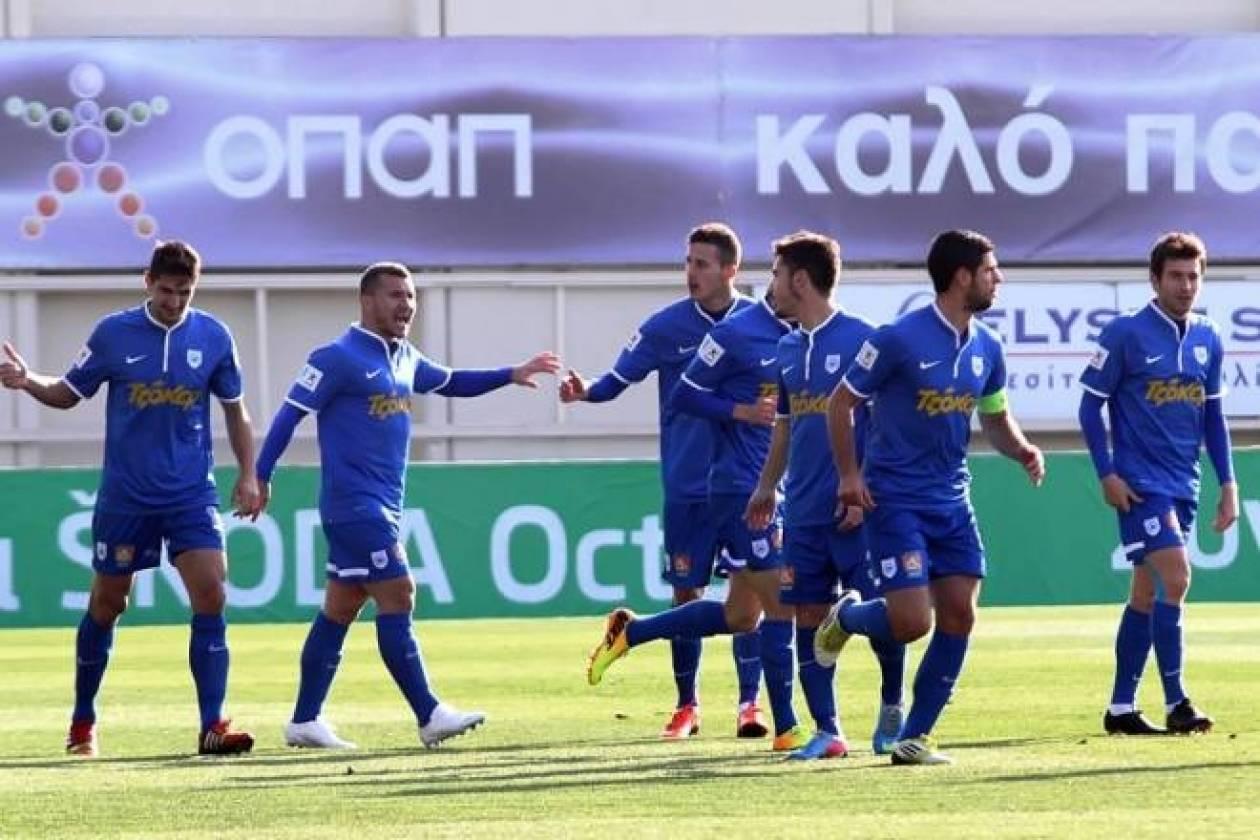 Skoda Ξάνθη-ΠΑΣ Γιάννινα 0-3: Τα γκολ του αγώνα (video)