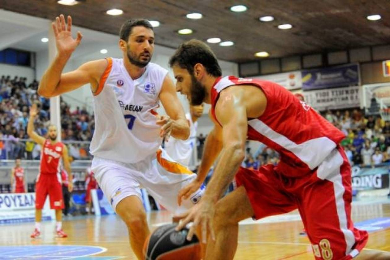 Basket League ΟΠΑΠ: LIVE Ολυμπιακός - Κολοσσός Ρόδου