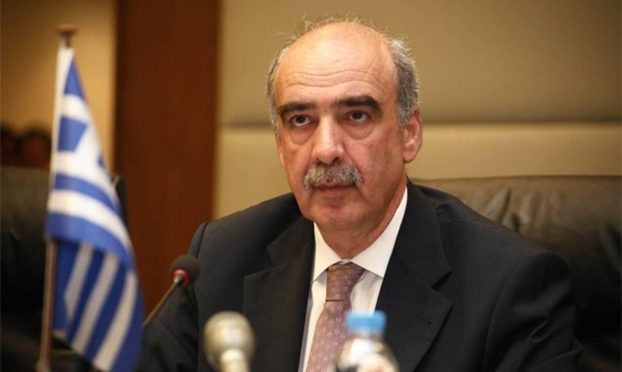 Μεϊμαράκης:Θα συμβάλουμε για την αποκατάσταση της ηρεμίας στο νησί