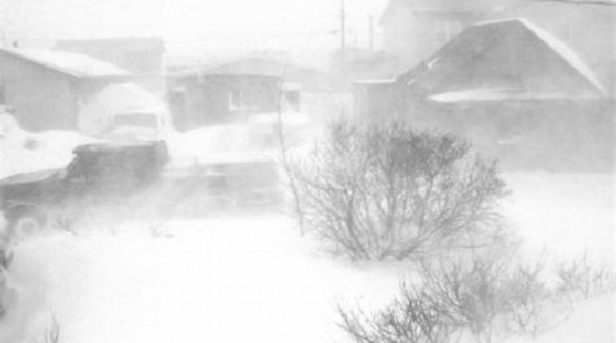 Νέα χιονοθύελλα  πλήττει τις Βορειοανατολικές ΗΠΑ