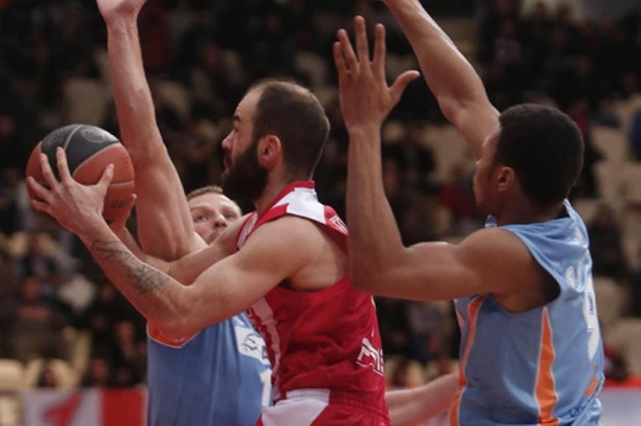 Ολυμπιακός: «Ξεμούδιασμα» με Κολοσσό Ρόδου (photos)
